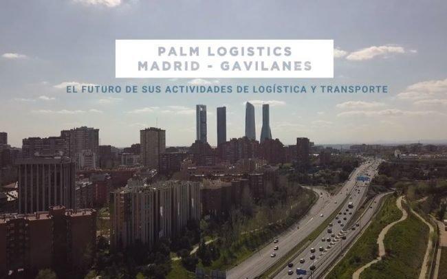 Gavilanes Logistics Area (Madrid)