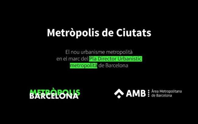 Metròpolis de ciutats - Barcelona