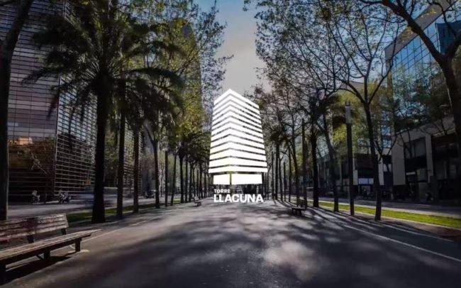 Torre Llacuna 22@ Barcelona