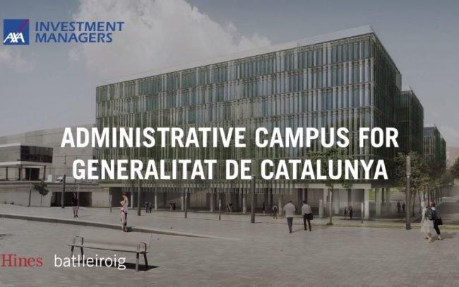Administrative Campus Generalitat de Catalunya