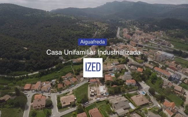 Avance de obra – Unifamiliar en Aiguafreda (IZED)