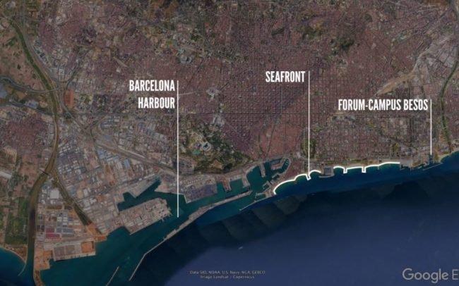 The Sea Barcelona