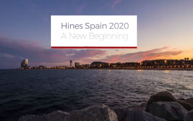 Hines Spain – 2019 Projects. Vídeos Real Estate Stupendastic Films